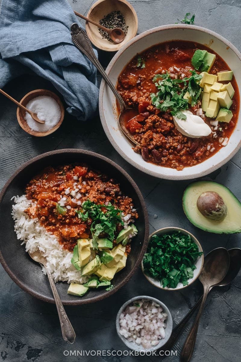 Sichuan style Chinese chili