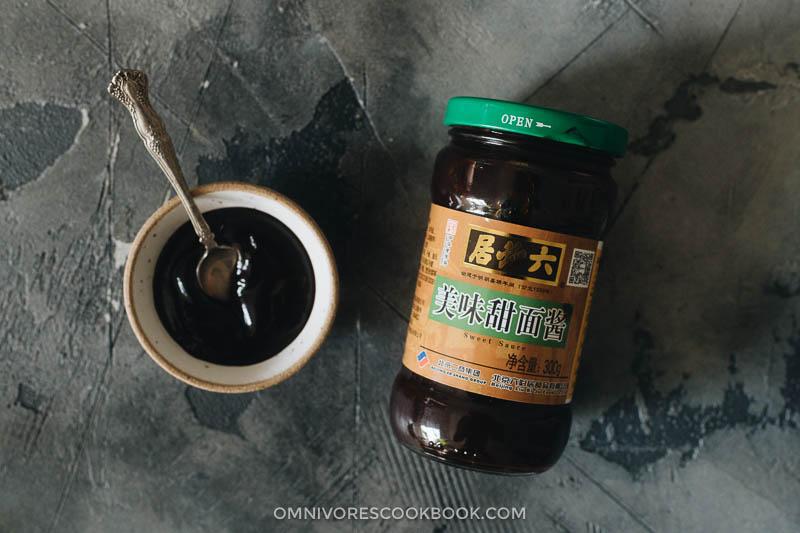 Tian Mian Jiang (Sweet Flour Sauce)