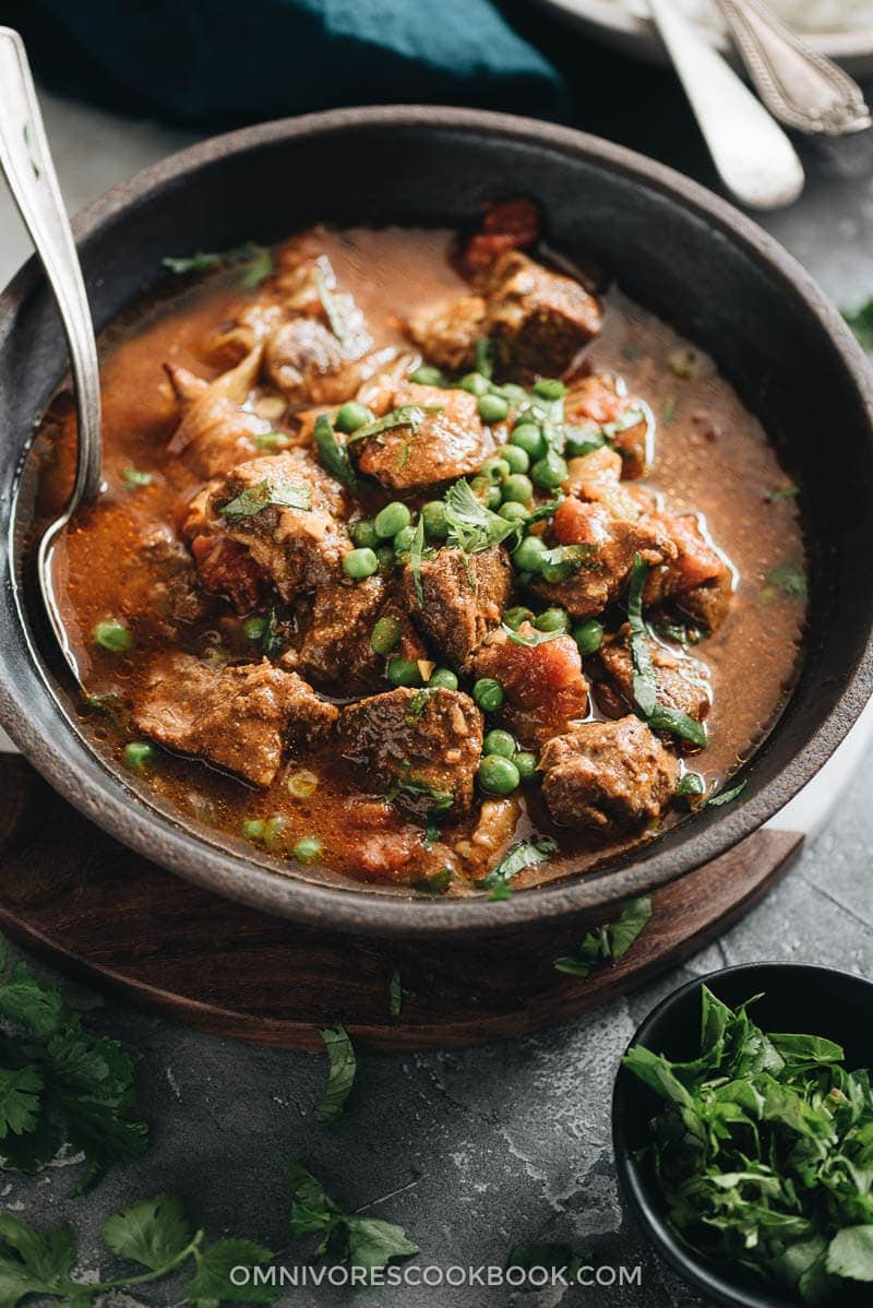 The Best Asian Instant Pot Recipes - Instant Pot Curry Beef Stew