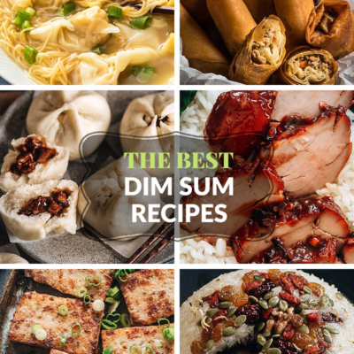 The Best Dim Sum Recipes - Treat yourself to dim sum at home any time. My dim sum recipes will have you making your favorites even better than your favorite Chinese restaurant!