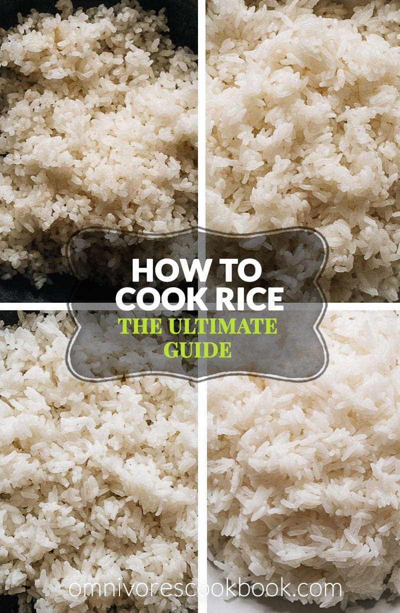 The Perfect Rice | 20 Quick and Easy Asian Side Dishes