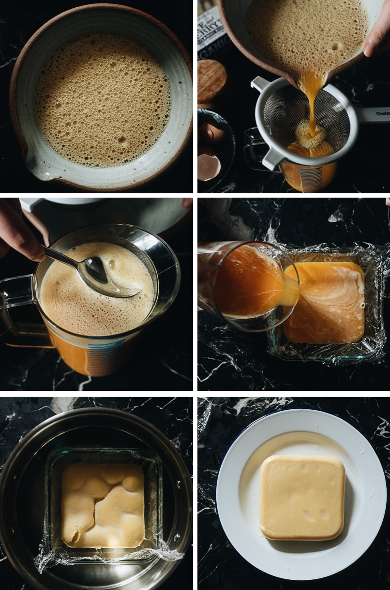 How to make steamed eggs