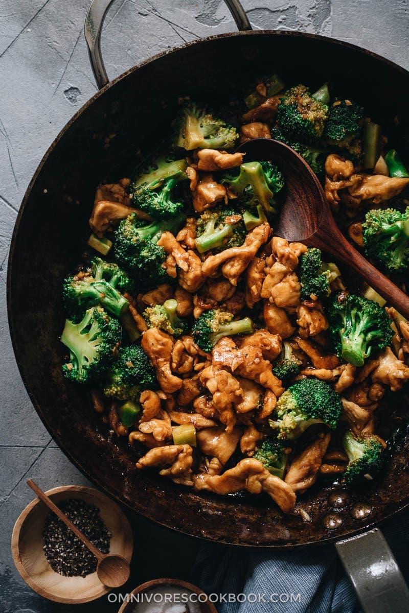 Chicken and Broccoli | 23 Best Chinese Chicken Recipes