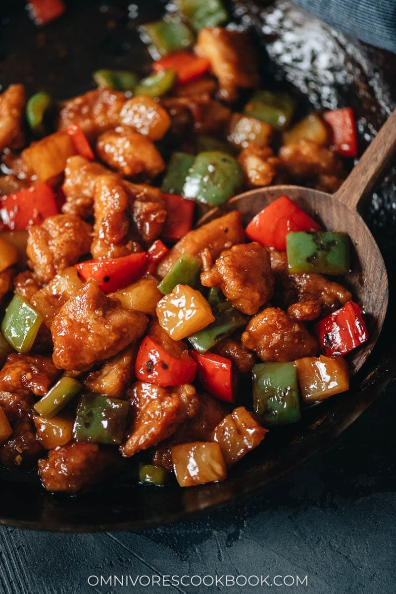 Pineapple Chicken | 23 Best Chinese Chicken Recipes