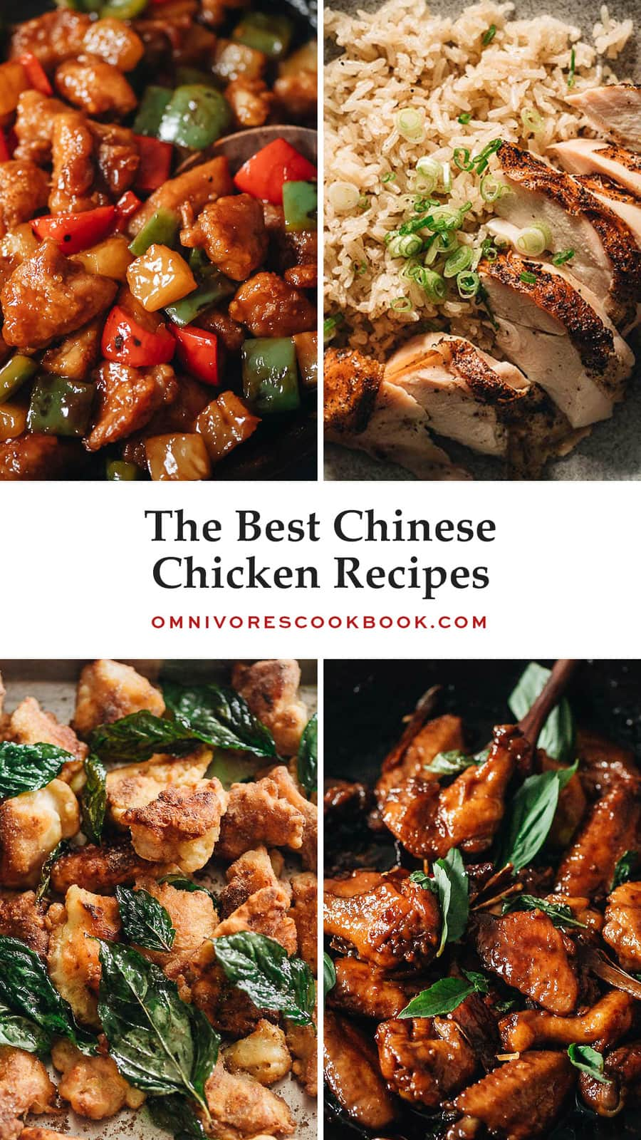 Give tonight's chicken dinner an Asian-inspired makeover with the best Chinese chicken recipes!
