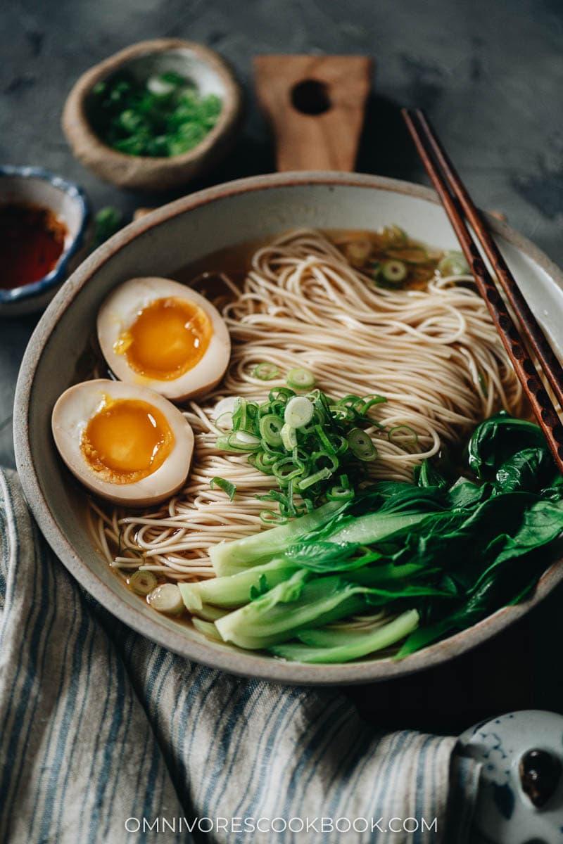 Homemade Yang Chu Mian