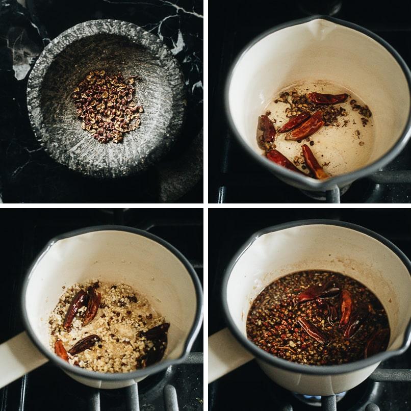 How to make kung pao sauce