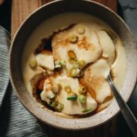 Super soft steamed egg curd