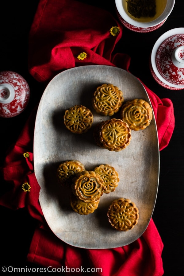 Chinese Mid-Autumn Festival Menu - The Ultimate Guide to Traditional Mooncake (传统广式月饼)
