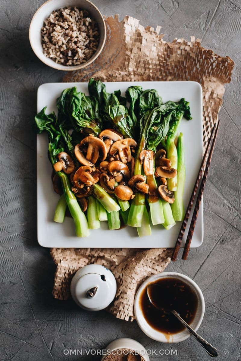 An Easy Chinese Broccoli Recipe