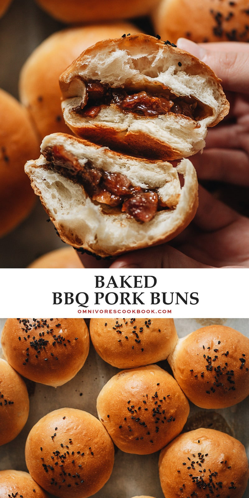 Bring authentic dim sum to your home with baked BBQ pork buns just like your favorite Chinese restaurant!