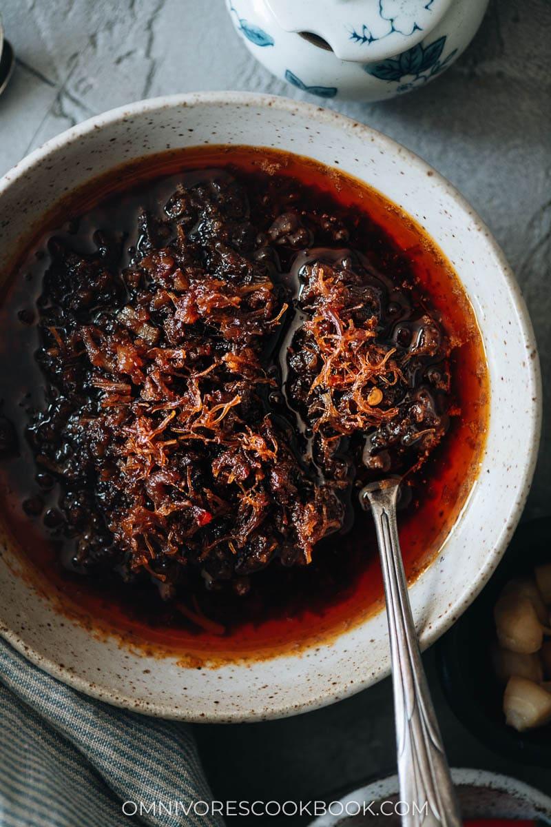 Chinese XO sauce