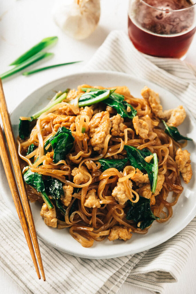10 Minute Chow Fun