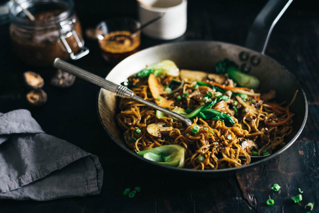 Stir Fry Dinner Recipe
