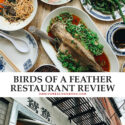 Birds of a Feather in Brooklyn serves authentic, soulful Sichuan specialties and Chinese classics in a clean, trendy setting, and it comes at a great value for the price. Read on for my review and tips on this can't-miss restaurant.