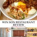 Win Son in Brooklyn serves some of the best Taiwanese I've had anywhere, and they do it in a fashionable setting with a full complement of brunch and bar offerings. Read on for the full review.